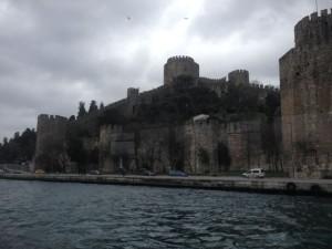 Roman side fortress
