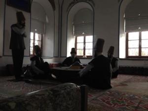 Sufi meal