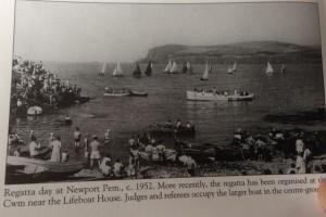Newport Pem regatta
