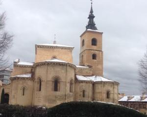 Iglesias San Milan built between the 11th and 13th centuries