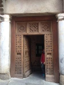 street door in Toledo