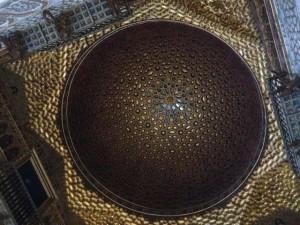 inlaid ceiling